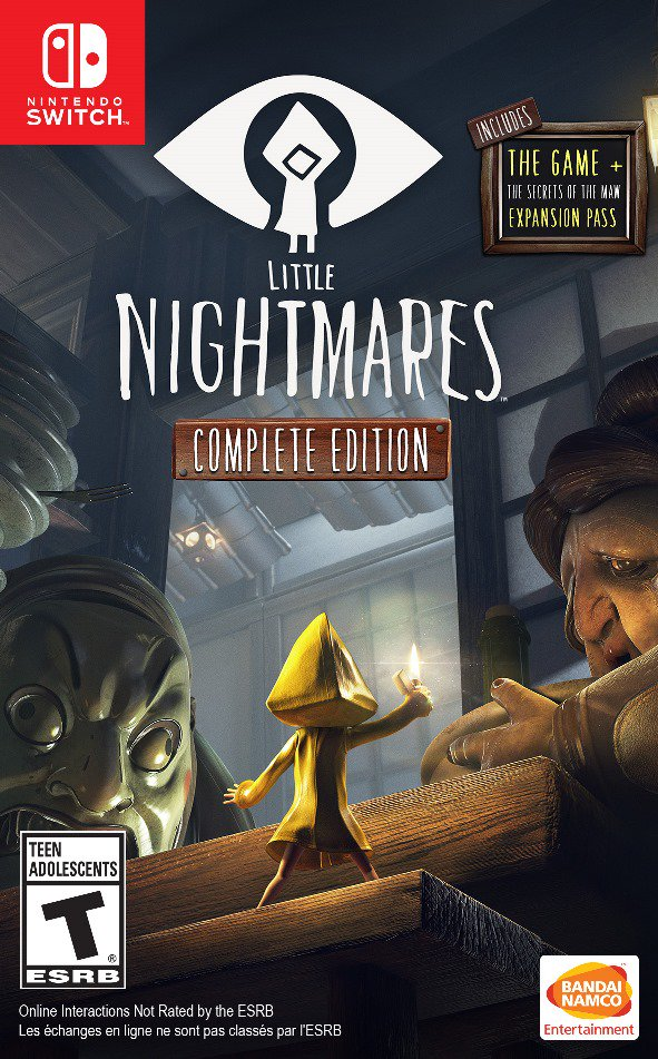 LITTLE NIGHTMARES_COMPLETE EDITION_BOX ART