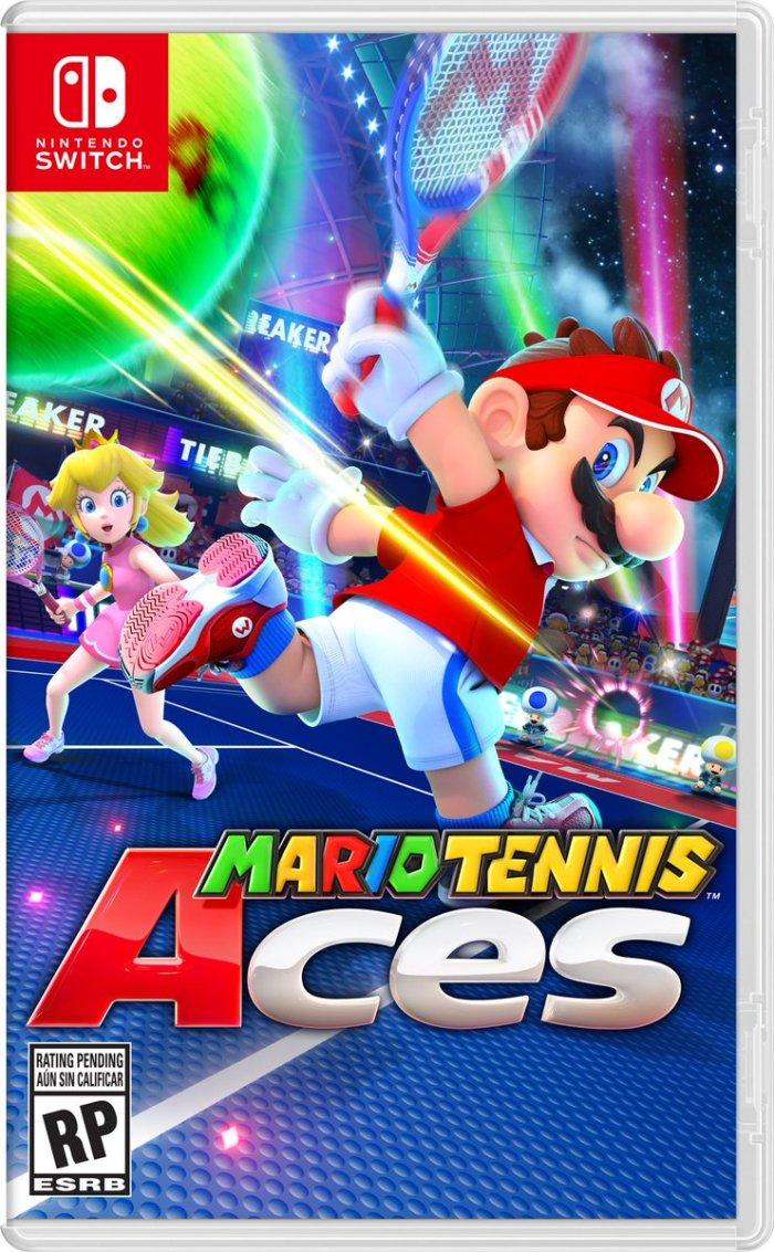 MARIO TENNIS_ACES_BOX ART