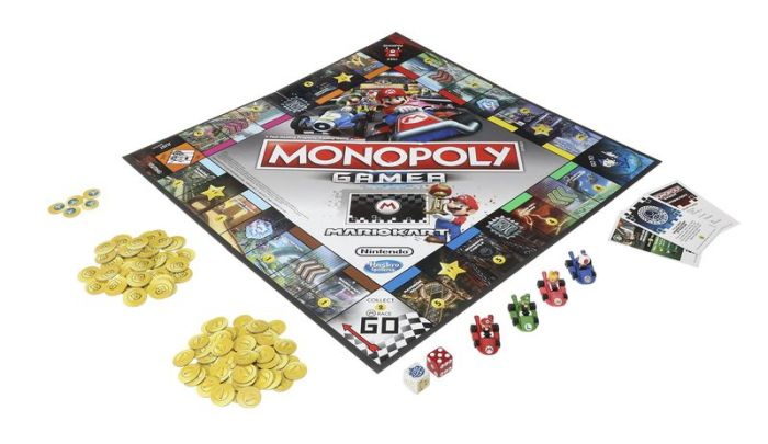 MONOPOLY GAMER_MARIO KART EDITION_01