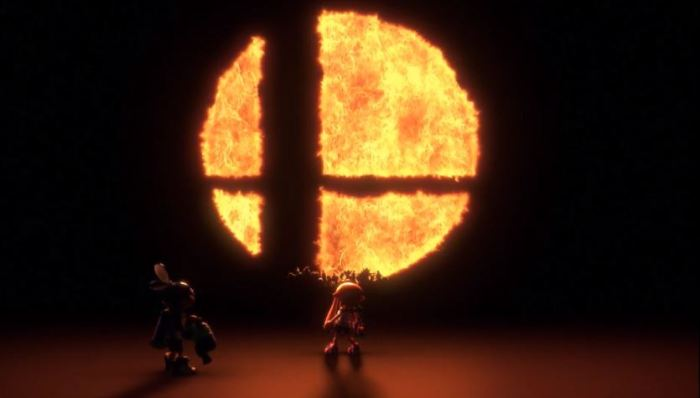 SMASH BROS_NINTENDO SWITCH