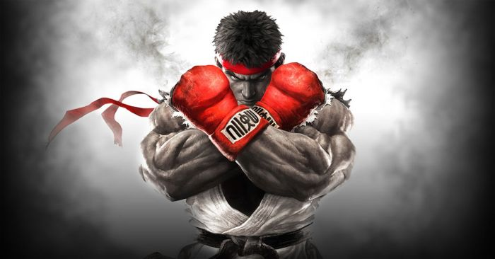 STREET FIGHTER_V