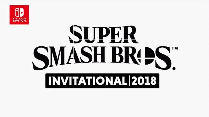 SUPER SMASH BROS_INVITATIONAL_E3 2018