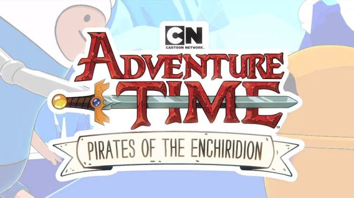 ADVENTURE TIME_PIRATES OF THE ENCHIRIDION