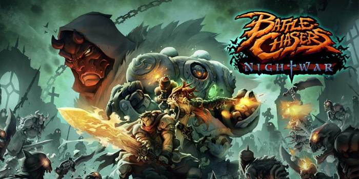 BATTLE CHASERS_NIGHTWAR