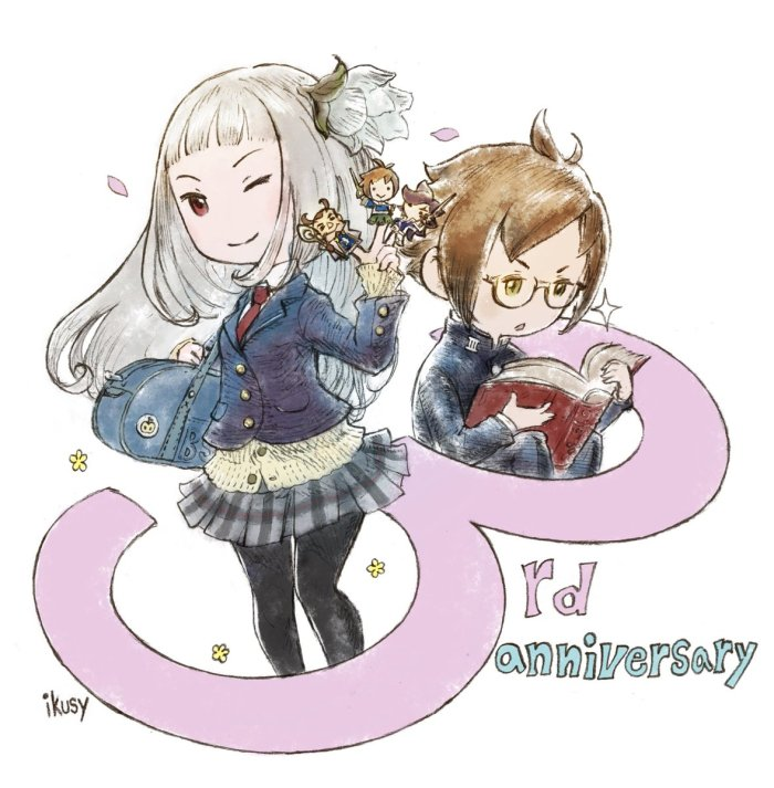 BRAVELY SECOND_ARTE DE ANIVERSARIO_3