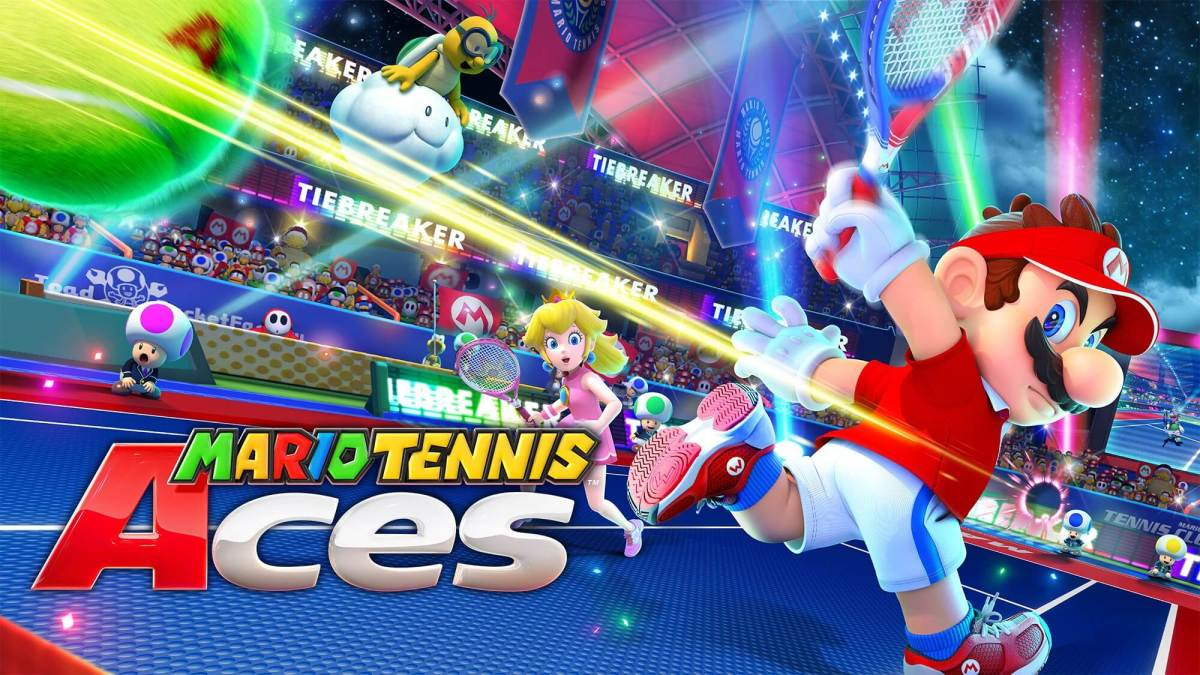 Mario Tennis Aces | Ronda de Calificaciones - Nintendo Switch.