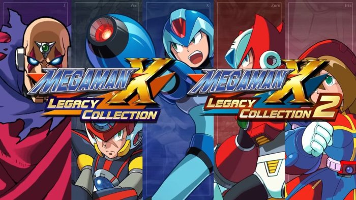 MEGA MAN_X_LEGACY COLLECTION 1 Y 2
