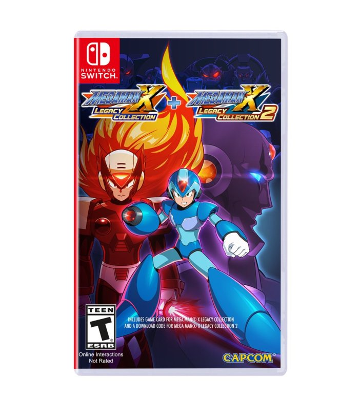 MEGA MAN_X_LEGACY COLLECTION 1 Y 2_BOX ART