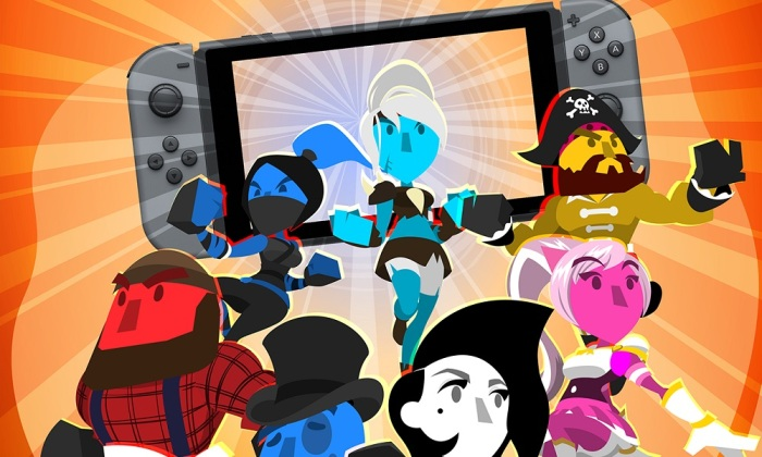 RUNBOW_NINTENDO SWITCH