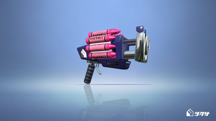 SPLATOON_2_CLASH BLASTER NEO