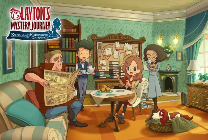 Layton_s Mystery Journey_Katrielle and the Millionaires_ Conspiracy DX