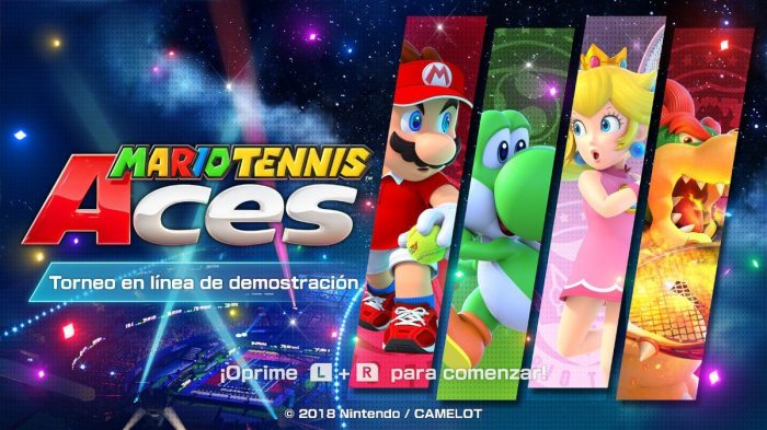 MARIO TENNIS_ACES_TORNEO DE PRE LANZAMIENTO_COMPLETA
