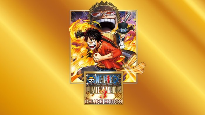 ONE PIECE_WARRIORS_3_DELUXE EDITION_01