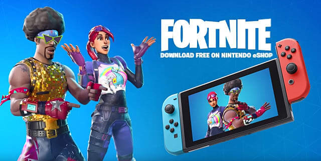 FORTNITE_NINTENDO SWITCH
