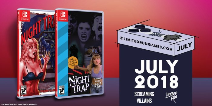 NIGHT TRAP_BOX ART