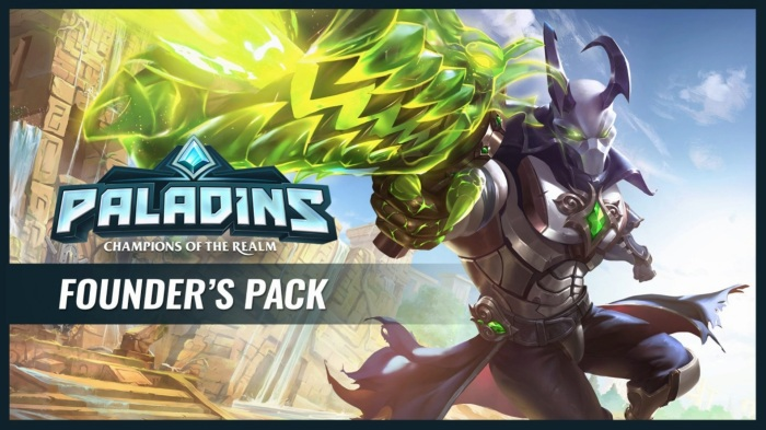 PALADINS_FOUNDERS PACK