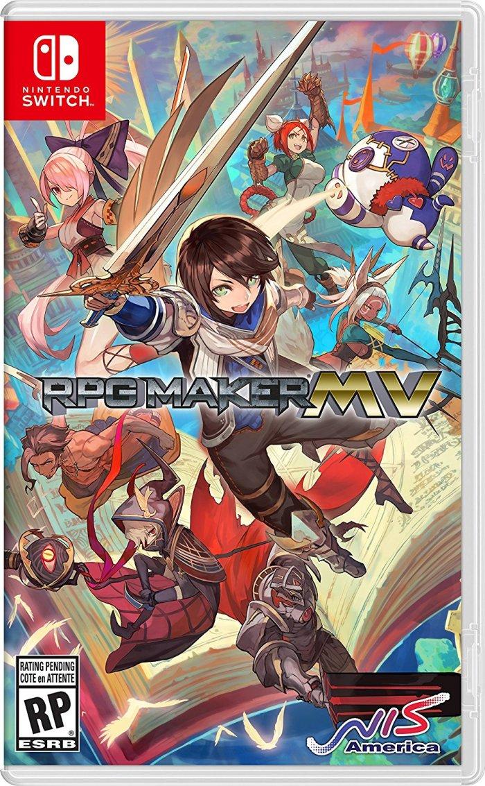 RPG MAKER_MV_BOX ART