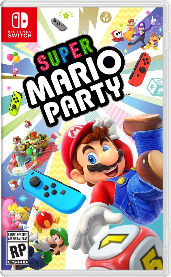SUPER MARIO_PARTY_BOX ART