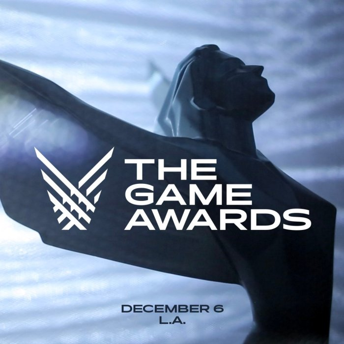THE GAME AWARDS_2018