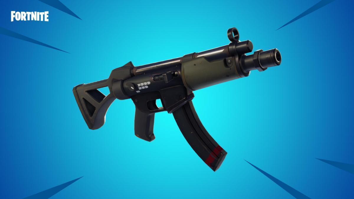 Fortnite | Se agrega Nueva Arma para el Juego [Jul. 17, 2018]