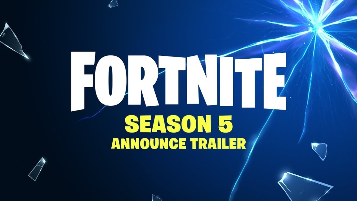 Fortnite | Detalles de la Temporada 5, agrega Controles de Movimiento para la versión de Nintendo Switch.