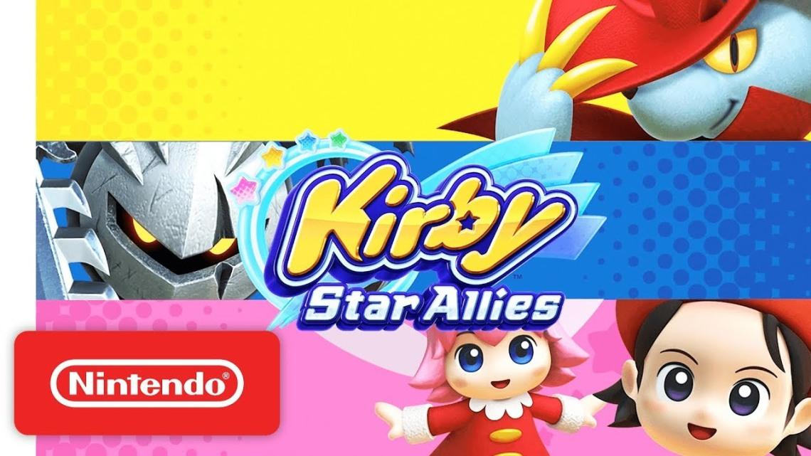 KIRBY_STAR ALLIES_TRAILER DE LA OLEADA 2