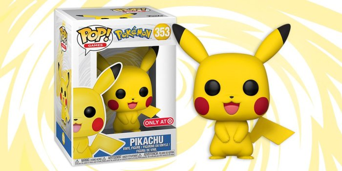 POKEMON_FUNKO POP_PIKACHU