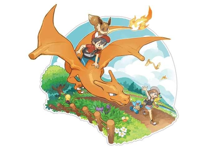 Pokemon Let S Go Pikachu Eevee Nuevos Detalles Pokemon