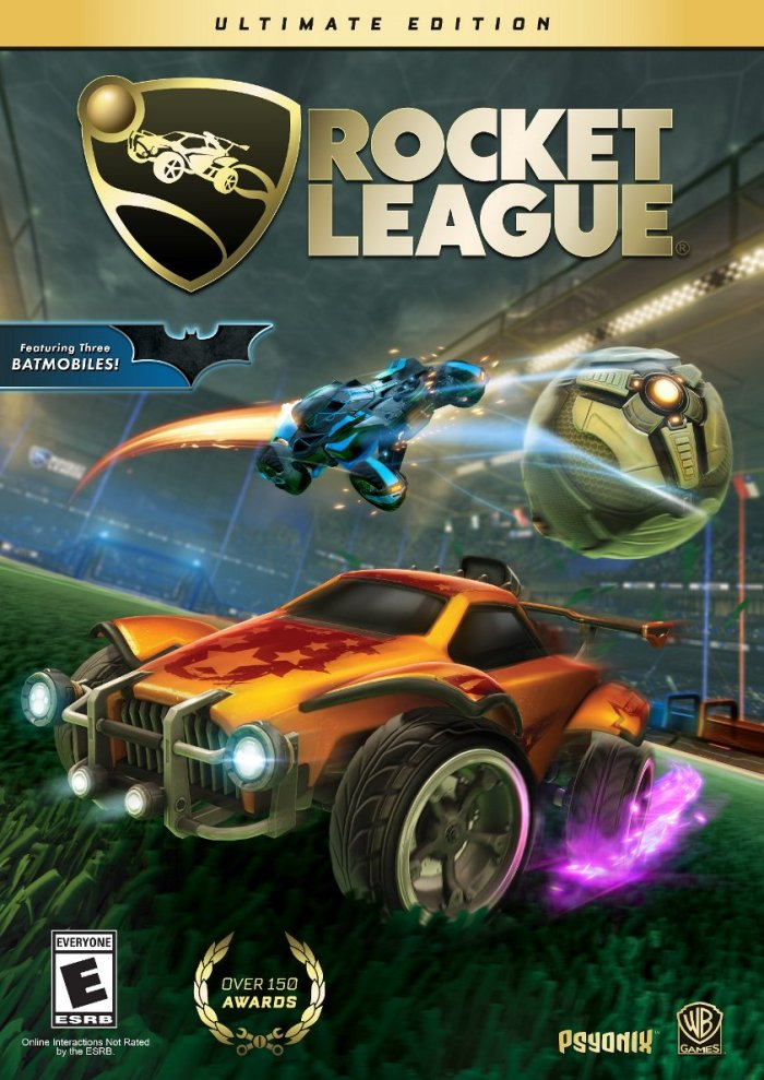 ROCKET LEAGUE_ULTIMATE EDITION_BOX ART