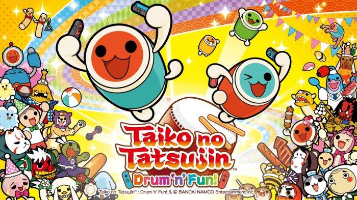 TAIKO NO TATSUJIN_DRUN 'N FUN