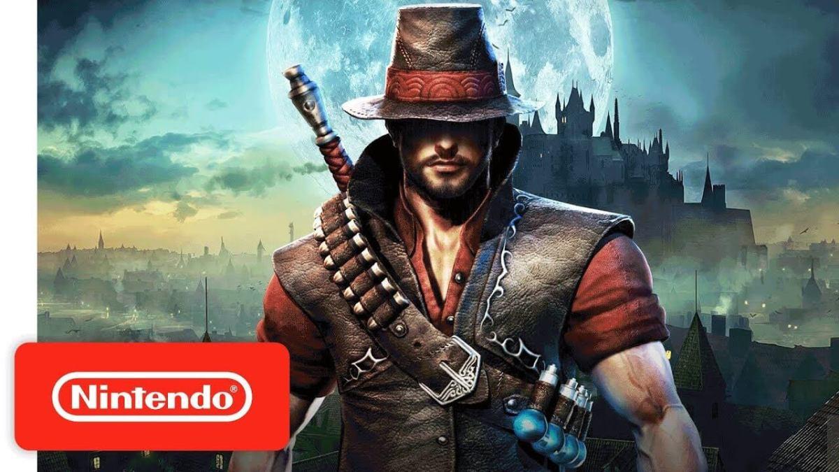 Victor Vran | Trailer con Fecha de Lanzamiento - Nintendo Switch.