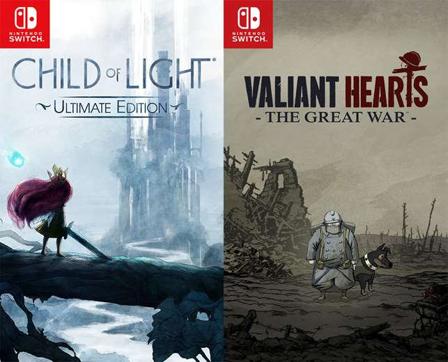 CHILD OF LIGHT_VALIANT HEARTS