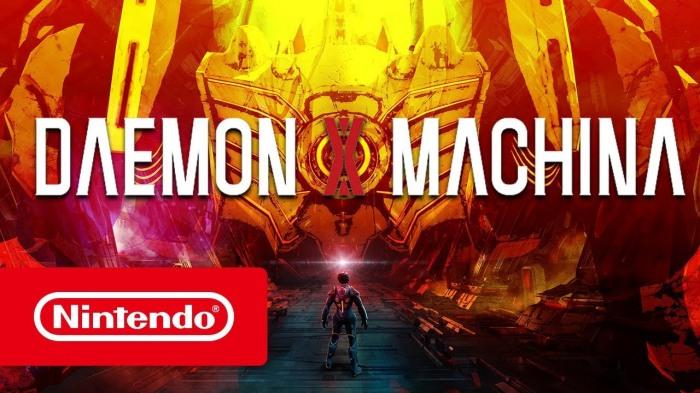 DAEMON X MACHINA_TRAILER DE GAMESCOM 2018