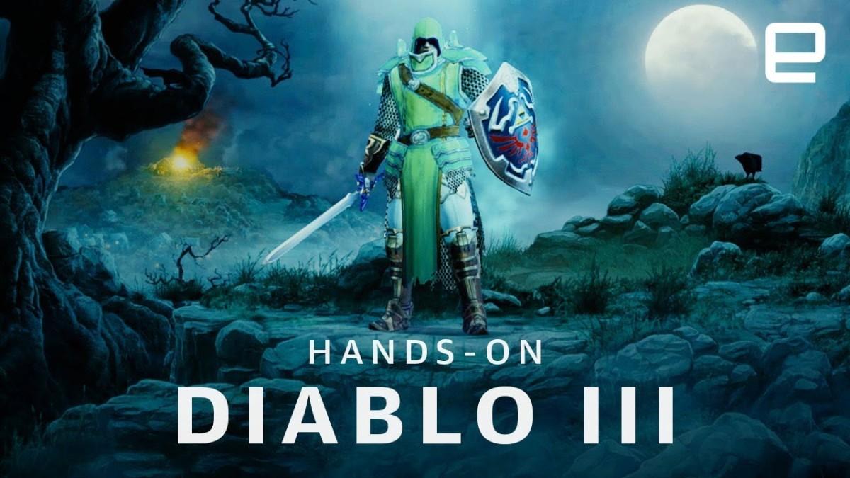 Diablo III: Eternal Collection | También tendremos Traje de Link para el Juego.