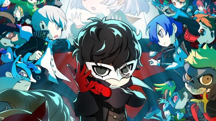 PERSONA_Q2_NEW CINEMA Labyrinth