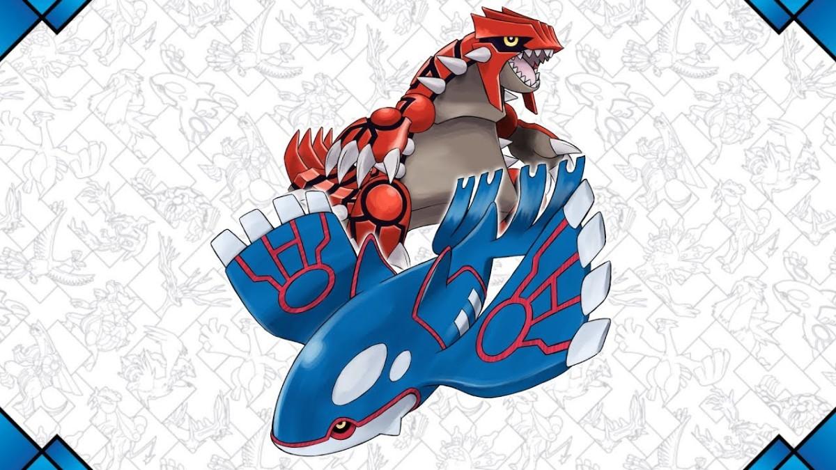 En México, Best Buy repartirá a Kyogre y Groudon de Evento para Pokémon Sun / Moon y Pokémon Ultra Sun / Moon.