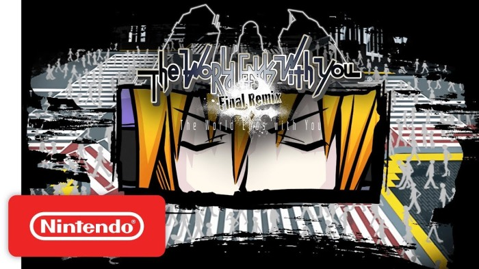THE WORLD ENDS WITH YOU_FINAL REMIX_TEASER TRAILER