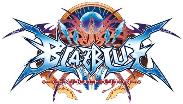 BLAZBLUE_CENTRAL FICTION_LOGO
