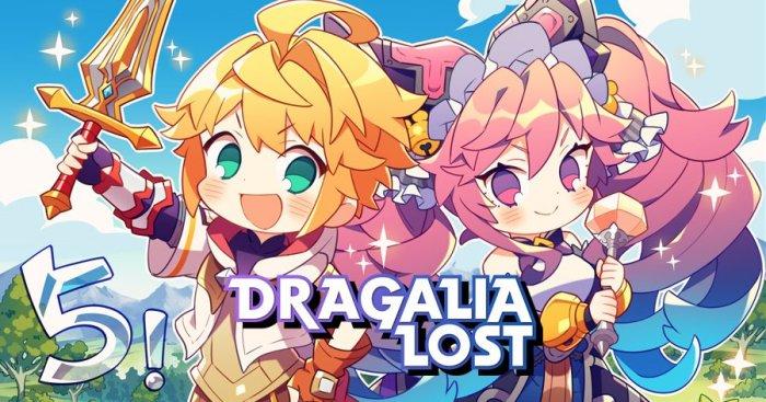 DRAGALIA_LOST_FALTAN 5 DIAS