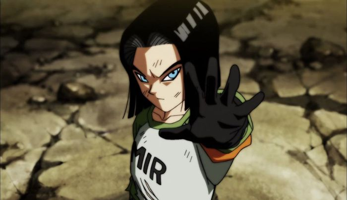 DRAGON BALL_FIGTHERZ_ANDROIDE 17