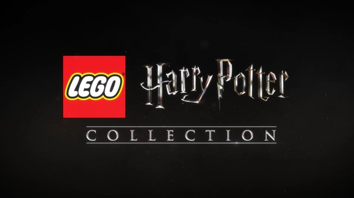LEGO_HARRY POTTER_COLLECTION