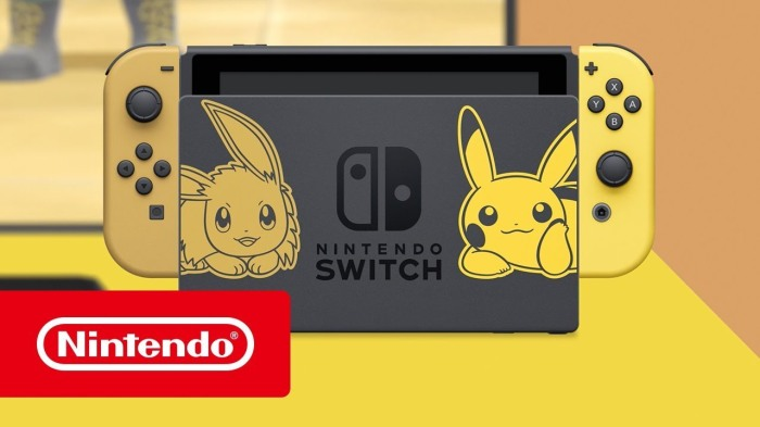 POKEMON_LETS GO_PIKACHU & EEVEE_NINTENDO SWITCH BUNDLE