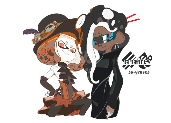 SPLATOON_2_SPLATFEST_RETRO VS MODERNO_ARTE