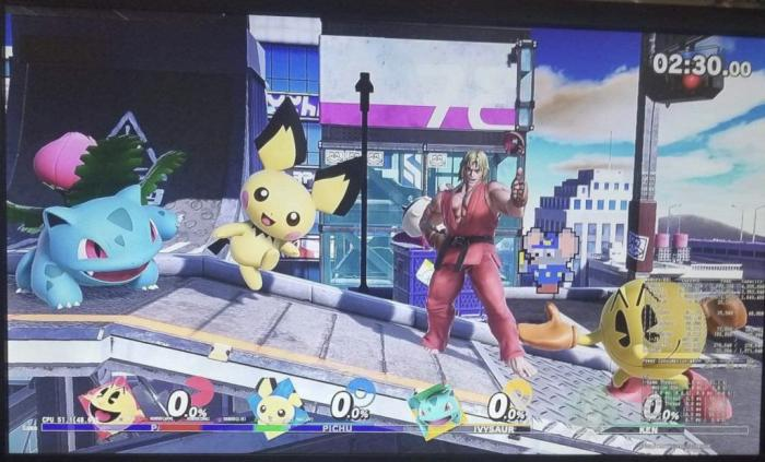 SUPER SMASH BROS_ULTIMATE_KEN