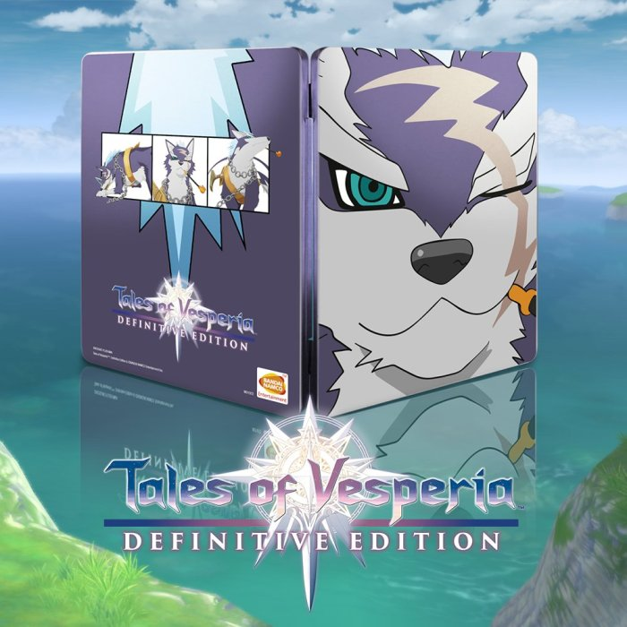TALES OF VESPERIA_DEFINITIVE EDITION_LIMITED EDITION