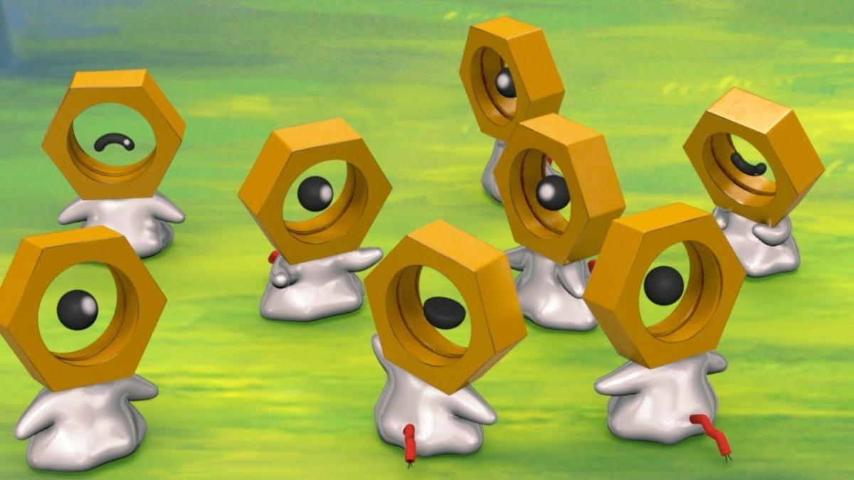 Cómo capturar a Meltan en Pokémon GO y transferirlo a Pokémon: Let's Go, Pikachu & Eevee!