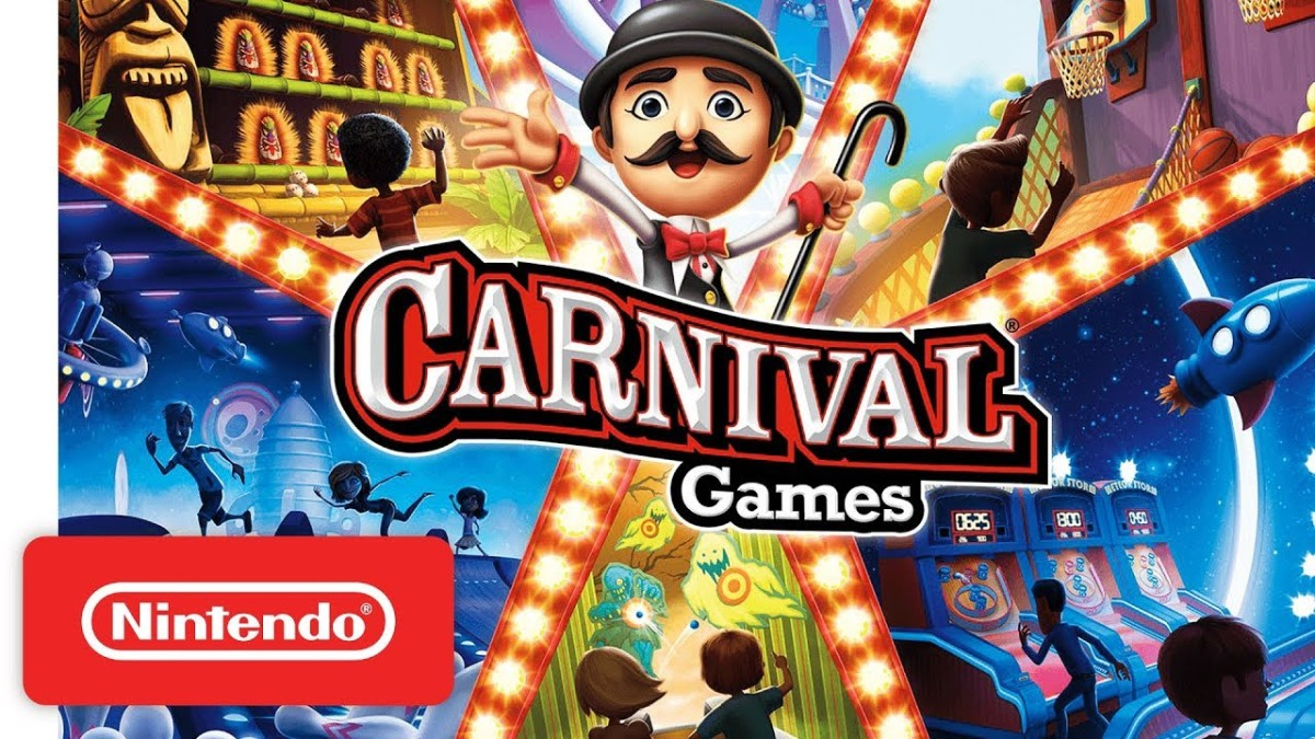 Carnival Games | Trailer de lanzamiento - Nintendo Switch.