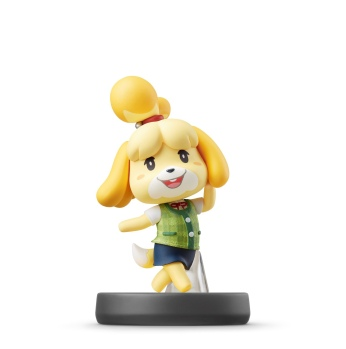 SUPER SMASH BROS_ULTIMATE_AMIIBO_ISABELLE