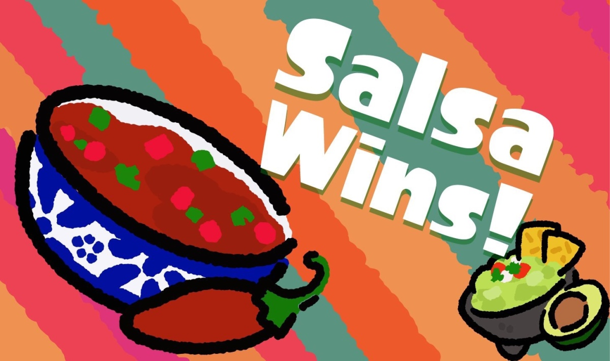 Splatoon 2 | Resultados del Splatfest Americano: Salsa vs. Guacamole.