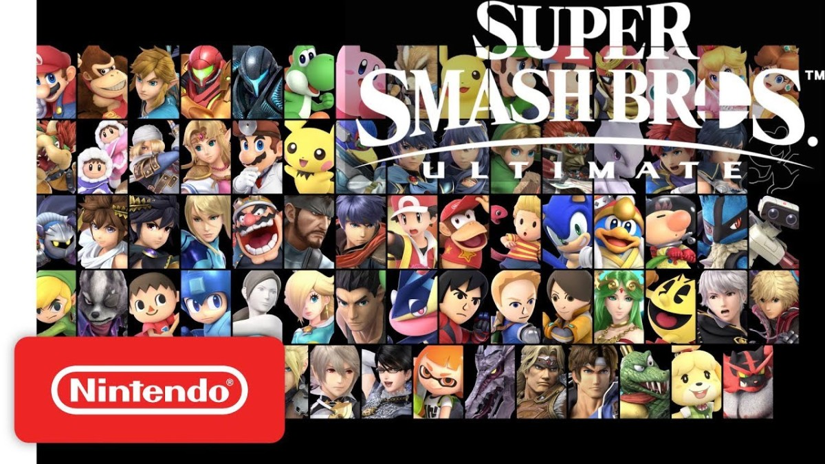 "Super Smash Bros. Ultimate | Trailer de Introducción con ""El Anunciador"" - Nintendo Switch."